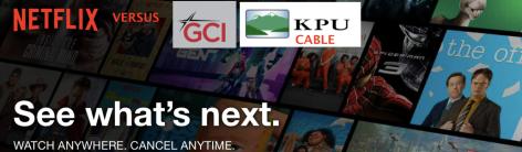 Netflix Versus Cable